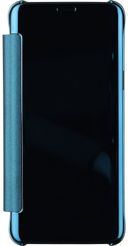 Fourre Samsung Galaxy S10 - Clear View Cover bleu clair