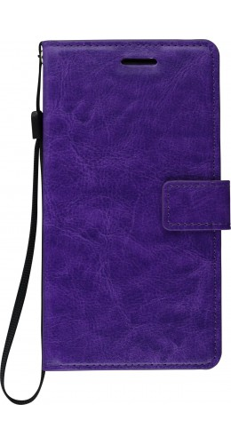 Fourre Samsung Galaxy S10 5G - Premium Flip violet