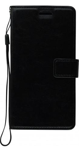 Fourre cuir Samsung Galaxy S8 - Flip noir