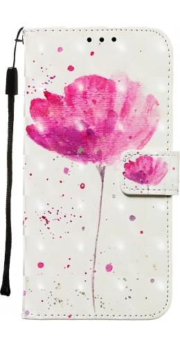 Fourre iPhone 11 - Flip 3D Tulipe