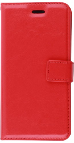 Fourre iPhone 11 - Premium Flip rouge