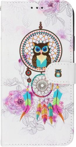 Fourre iPhone 11 Pro - Flip Dreamcatcher owls