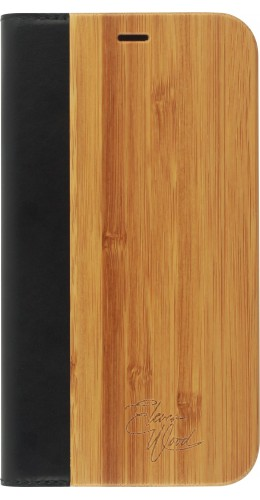 Fourre iPhone 11 Pro - Flip Eleven Wood Bamboo