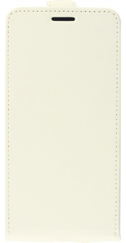 Fourre iPhone 11 Pro - Vertical Flip blanc