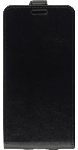Fourre iPhone 11 Pro - Vertical Flip noir