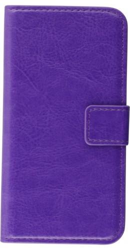 Fourre iPhone 5/5s / SE (2016) - Premium Flip violet