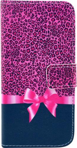 Fourre iPhone 6/6s - Flip Cadeau Léopard