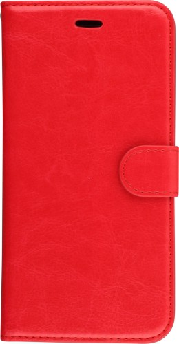 Fourre Samsung Galaxy Note8 - Premium Flip rouge