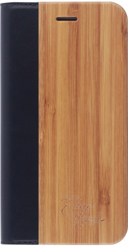 Fourre iPhone 7 / 8 / SE (2020) - Flip Eleven Wood Bamboo