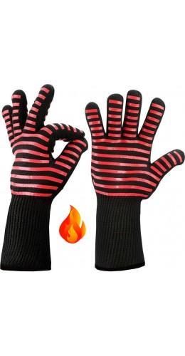 Gants barbecue résistants à 500°C BBQ Master