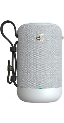 Haut-parleur 360° Bluetooth Bosnda  blanc