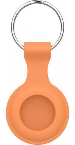 Porte-clés AirTag - Silicone orange