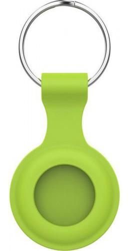 Porte-clés AirTag - Silicone vert clair