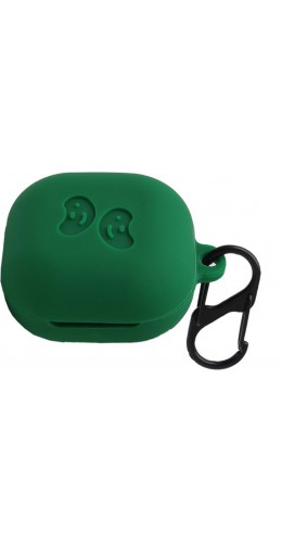Housse Galaxy Buds Live - Silicone vert