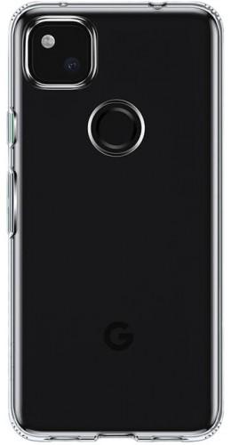 Housse Google PIXEL 4a - Gel transparent
