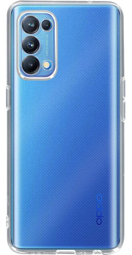 Housse OPPO Find X3 Lite - Gel transparent Silicone Super Clear flexible