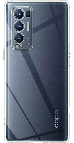 Housse OPPO Find X3 Neo - Gel transparent