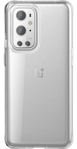 Housse OnePlus 9 Pro - Gel transparent Silicone Super Clear flexible