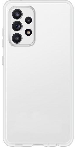 Coque Samsung Galaxy A52 5G - Gel transparent Silicone Super Clear flexible