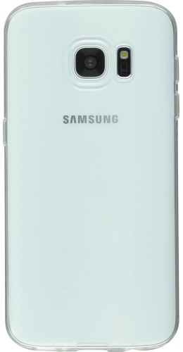 Housse Samsung Galaxy S6 - Gel transparent