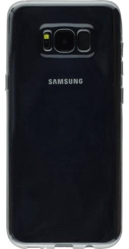 Housse Samsung Galaxy S8+ - Gel transparent