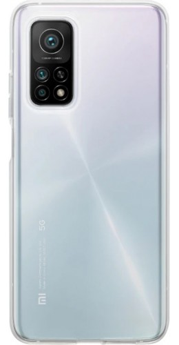Housse Xiaomi Mi 10T Pro - Gel transparent