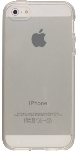 Housse iPhone 5/5s / SE (2016) - Gel transparent