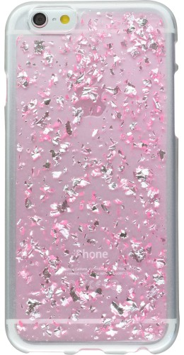 Housse iPhone 6 Plus / 6s Plus - Precious Fragment rose