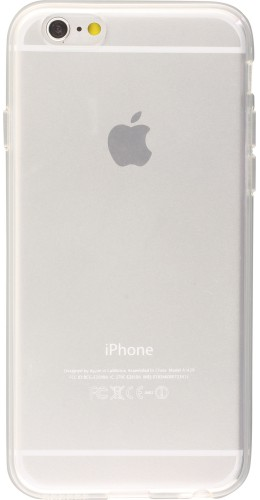Housse iPhone 7 Plus / 8 Plus - Gel transparent