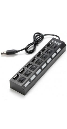 Hub USB 7 ports