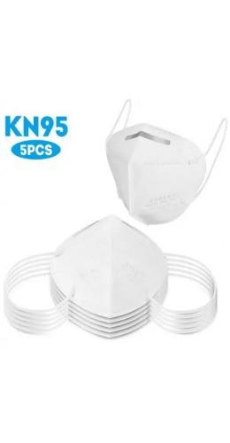 Lot de 5 masque de protection KN95