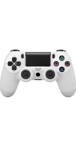 Manette sans-fil pour PlayStation PS4 - Doubleshock 4 blanc
