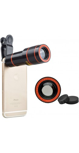 Clip Téléscope Zoom 12x