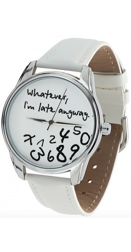 Montre late anyway
