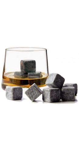 Pierres-glaçons à whisky (9 pièces)