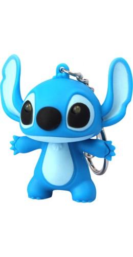 Porte-clés Stitch bleu