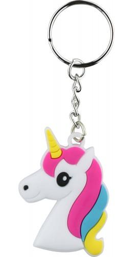 Porte-clés licorne