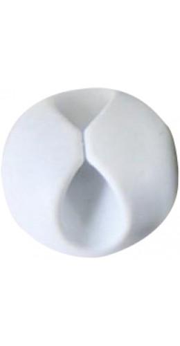 Range câble blanc
