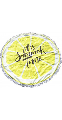Serviette de plage Citrus Summer Time