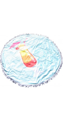 Serviette de plage Cocktail