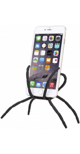 Support universel Spider - Support multifonctionnel pour Smartphone - Bureau / Maison / Voiture