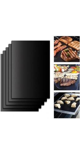Tapis de cuisson pour barbecue (5 pièces)