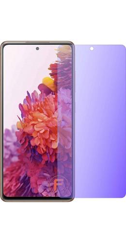 Tempered Glass Samsung Galaxy S20 FE - Vitre de protection anti-lumière bleue