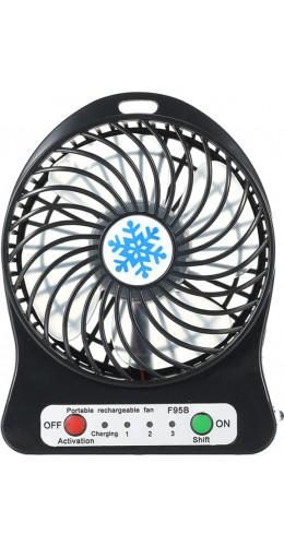 Ventilateur portable rechargeable