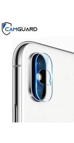 Vitre de protection caméra CamGuard™ - iPhone X / Xs