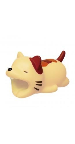 Embout de câble décoratif animal Chat