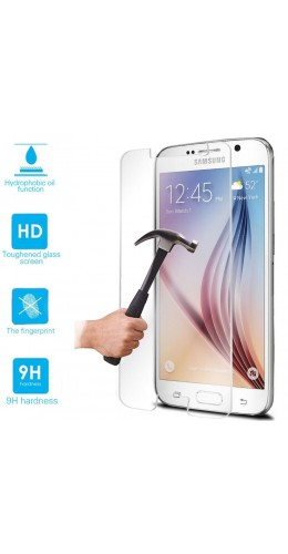 Tempered Glass vitre de protection Samsung Galaxy S6 edge