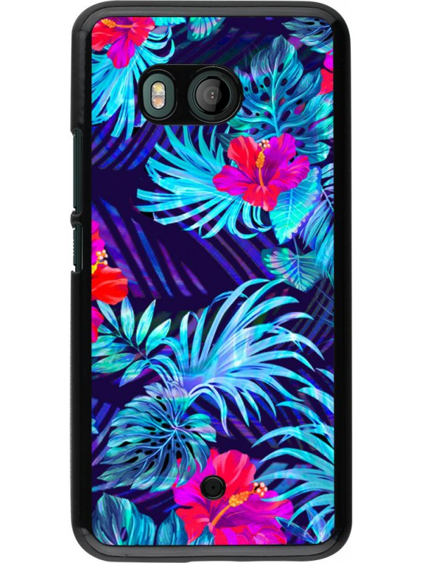 Coque HTC U11 - Blue Forest