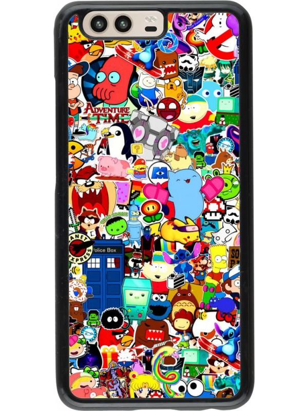 Coque Huawei P10 - Mixed cartoons