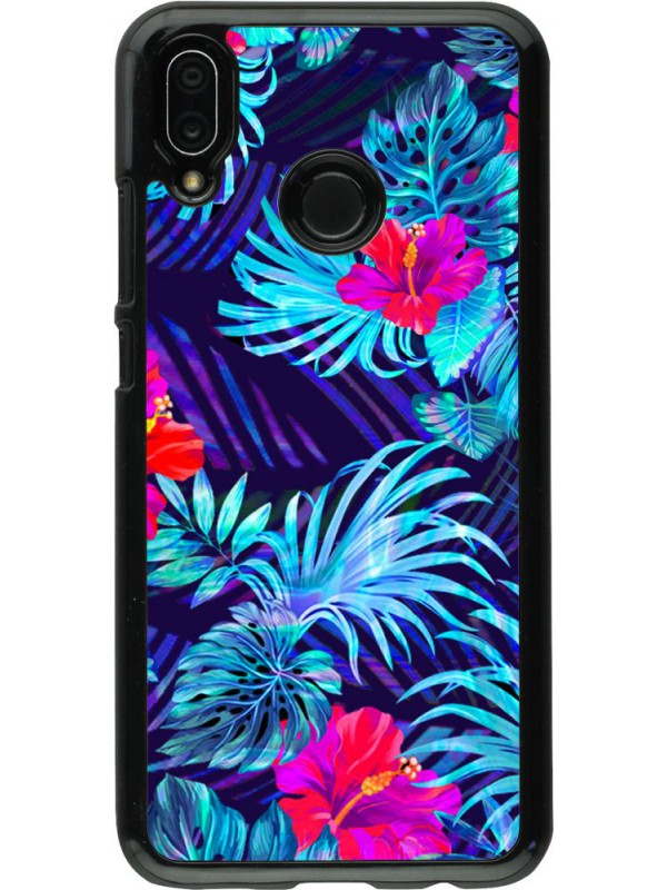 Coque Huawei P20 Lite - Blue Forest